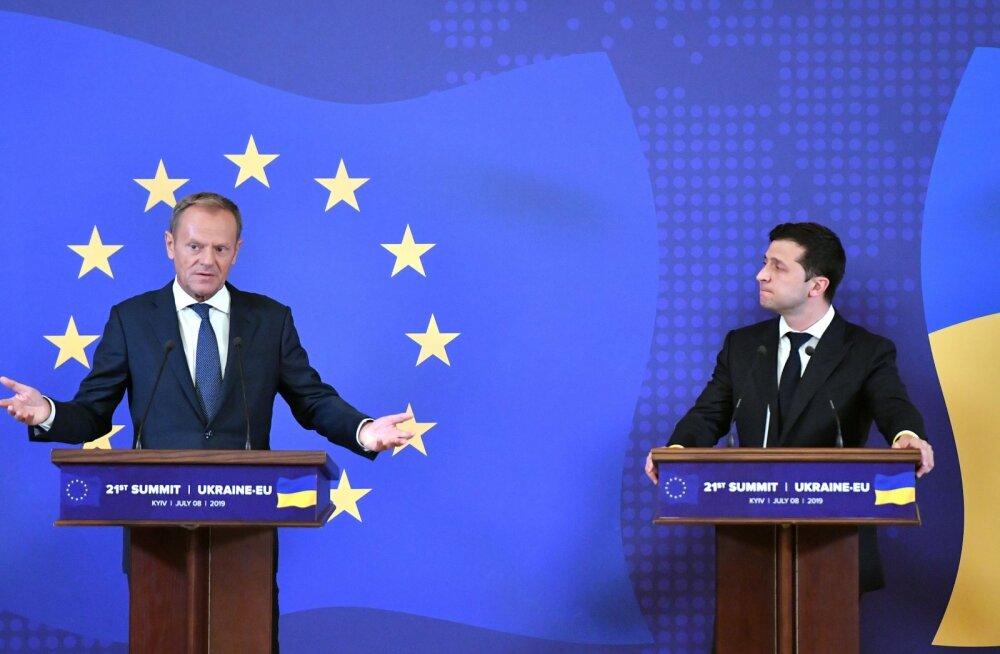 Евросоюз и Украина подписали пять соглашений о сотрудничестве: на что ЕС выделит 130 млн евро?