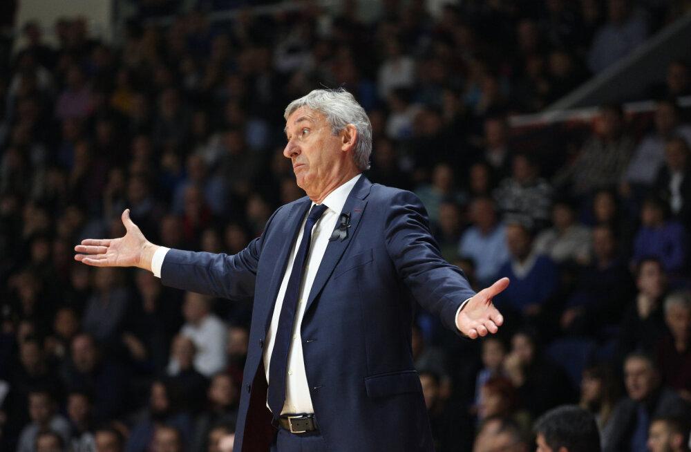 Euroliiga tippklubi peatreener: Euroopas mängitakse parimat korvpalli, NBA-s toimuvat ei saa korvpalliks nimetada
