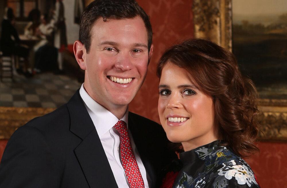 Oleksid arvanud? Printsess Eugenie ja Jack Brooksbank ei soovi oma pulmas järgida ühte levinud traditsiooni
