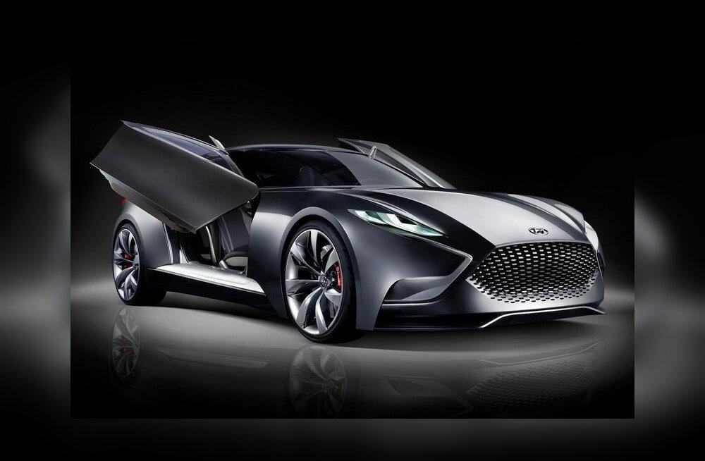 Sŏul 2013: Hyundai esitleb oma uut disainikontseptsiooni