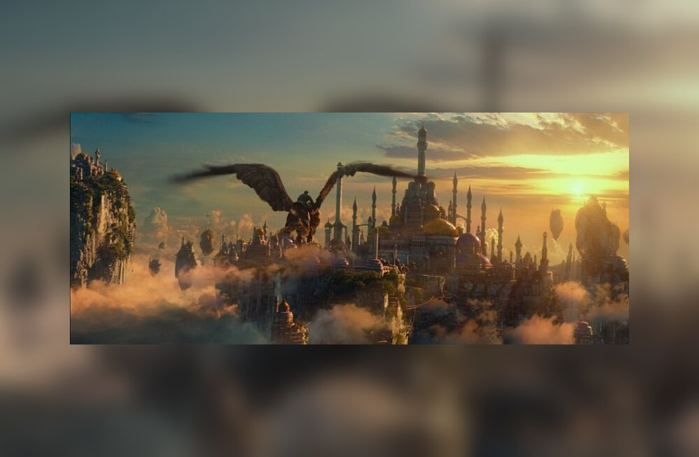 """VIDEO: Esimesed klipid suve suurimast fantaasiafilmist """"Warcraft: Algus"""""""