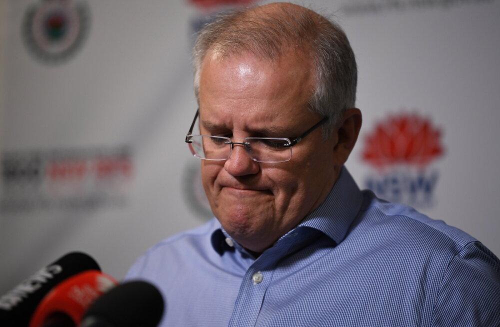 Austraalia peaminister keeldus riigi kivisöetööstuse kärpimisest kliima kaalutlustel