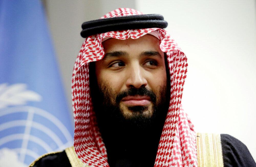 Saudi Araabia kroonprints tunnistas Iisraeli õigust oma maale