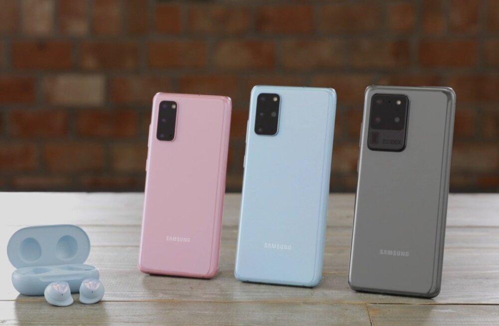 ФОТО и ВИДЕО   Samsung представил флагман этого года – Galaxy S20 Ultra со 100-кратным зумом