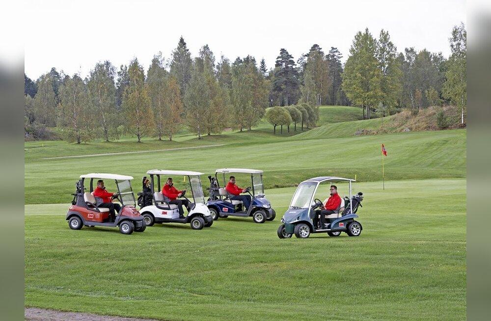 Golfiautode paremik