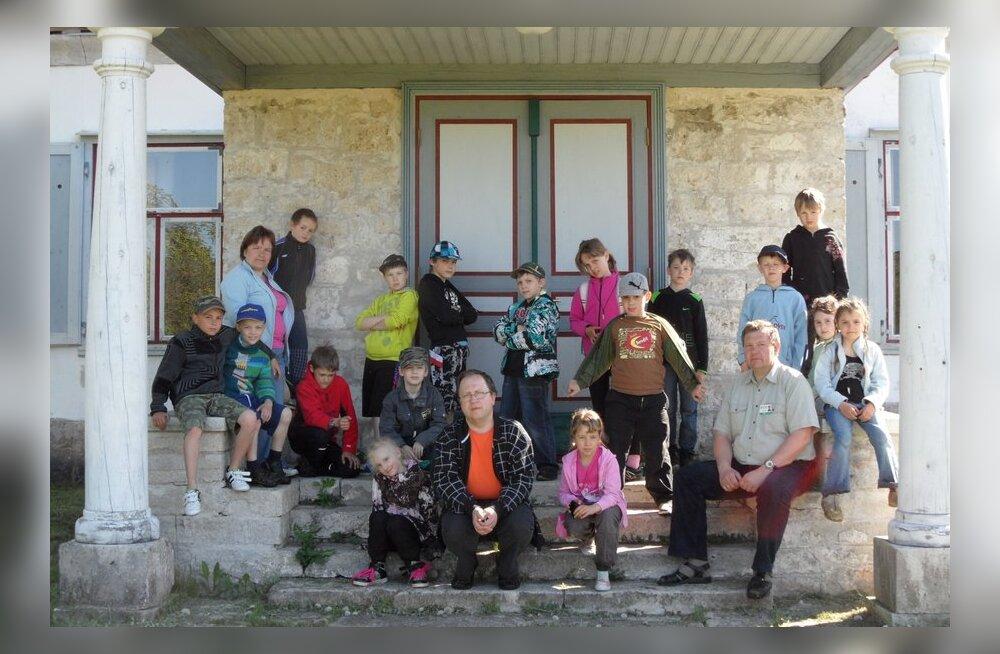 Ekskursioon Saaremaale