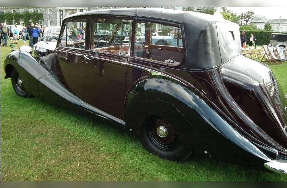Briti kuningapere Rolls-Royce'id tulevad piraka hinna eest müüki