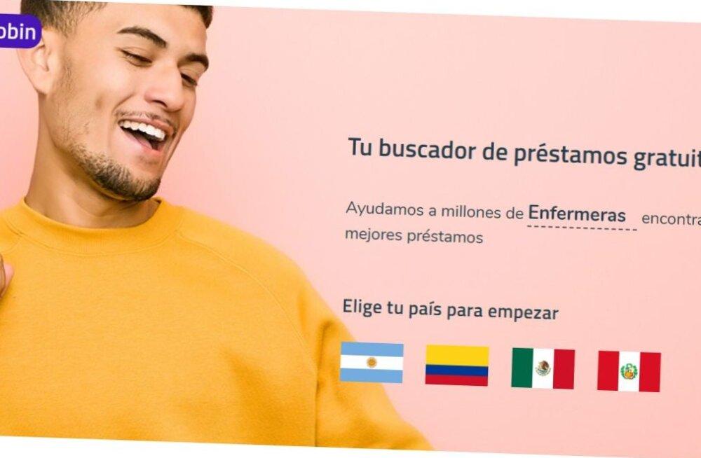 Tundmatu eestlaste startup lööb laineid… Ladina-Ameerikas