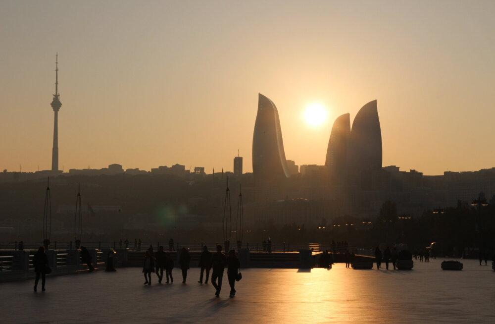 В Азербайджане представили туристический бренд страны