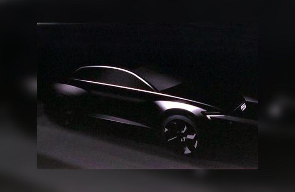 Audi mudelivalik kasvab: konkurent Tesla Model X-ile ja muud põnevat