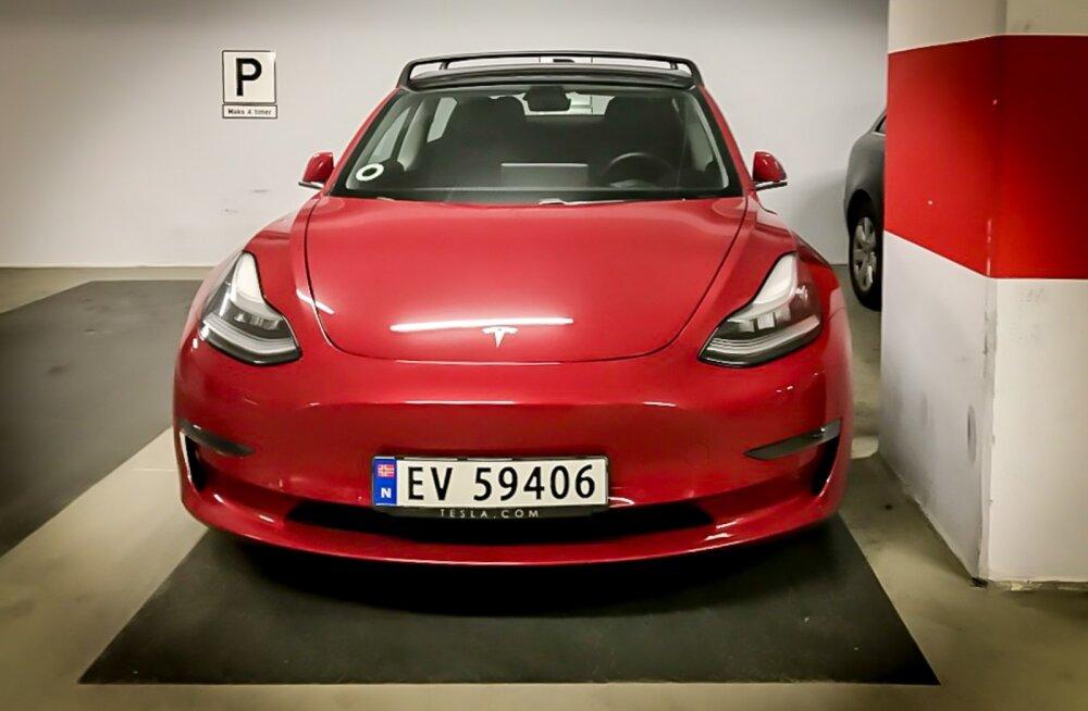 Model 3 on Euroopa olulisematel turgudel seljatanud isegi VW Polo ja Golfi