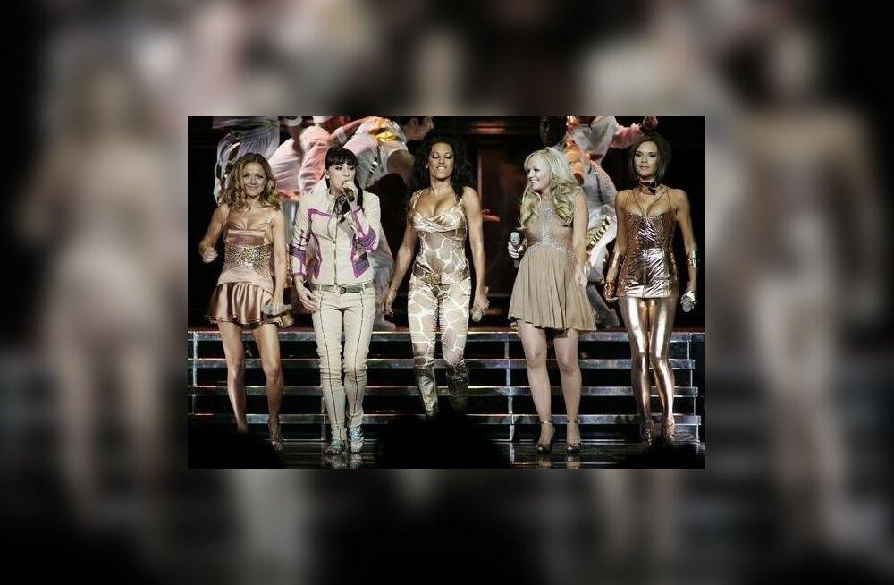 FOTO: Spice Girls tuli eile taas kokku!