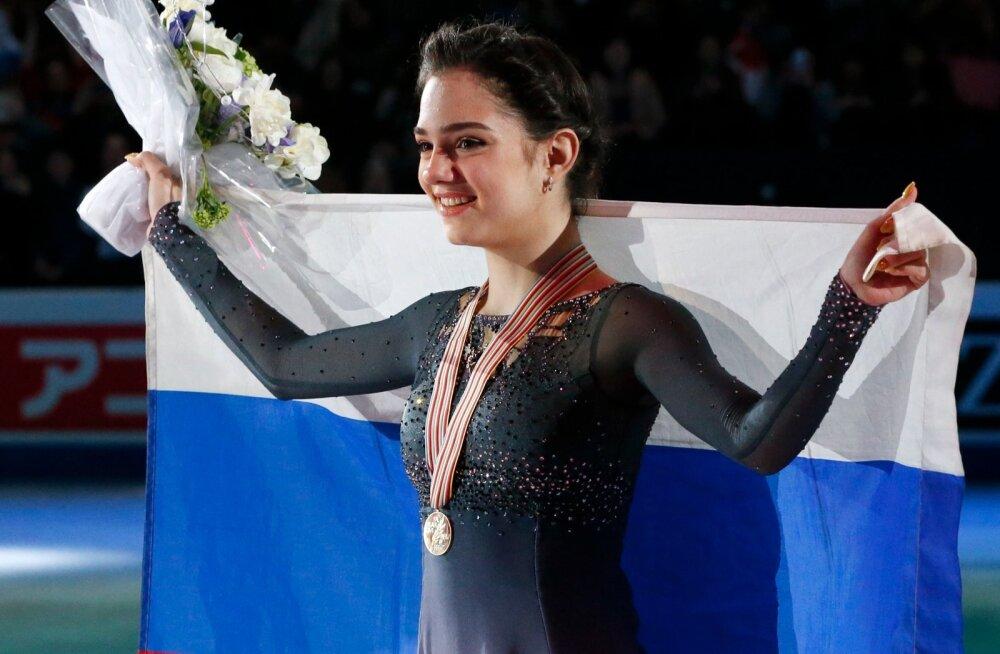 Jegvenia Medvedeva