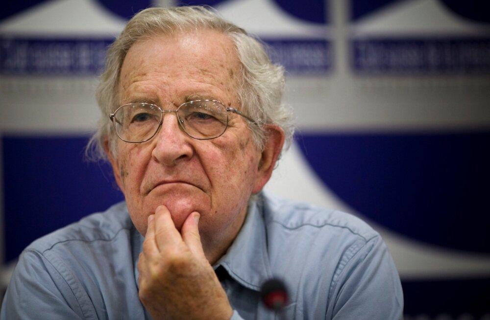 Noam Chomsky: tuumasõda on praegu lähemal kui külma sõja ajal, sest USA provotseerib õppustega Eestis