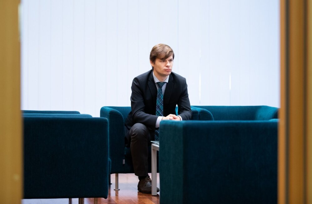 Majandusdiplomaat Mikk Rebane