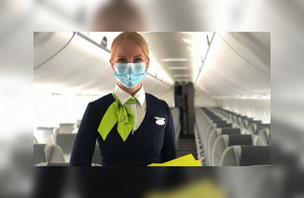 Авиакомпания airBaltic рассказала о новых правилах для пассажиров