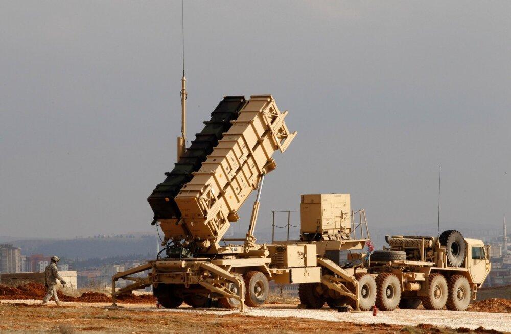Poola soovib osta mitme miljardi euro eest Patriot-raketisüsteeme