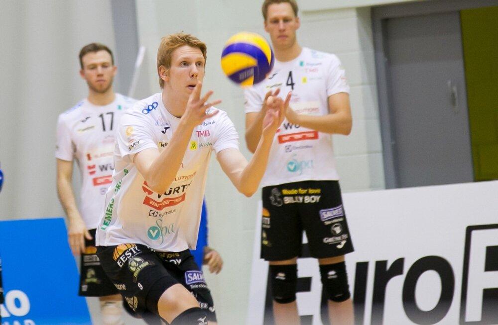 Credit 24 võrkpall meistriliiga, Saaremaa Bigbank Tartu