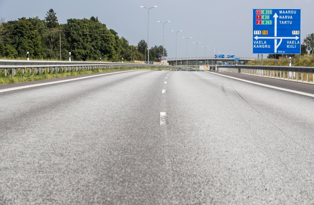 Tallinna ringtee - Kiili