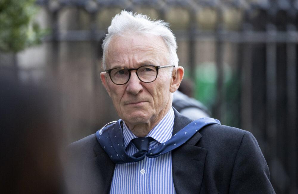 Šoti kohtunik keeldus peatamast Briti parlamendi töö peatamise plaani