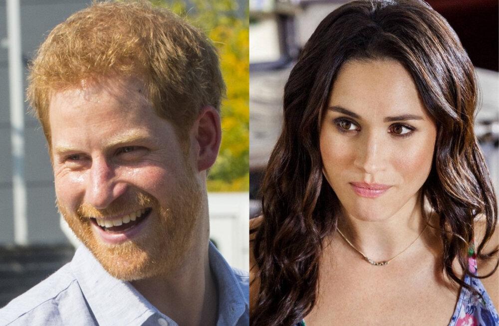 FOTOD | Asi tõsine! Prints Harry ja Meghan Markle osalesid esimest korda koos ametlikul üritusel