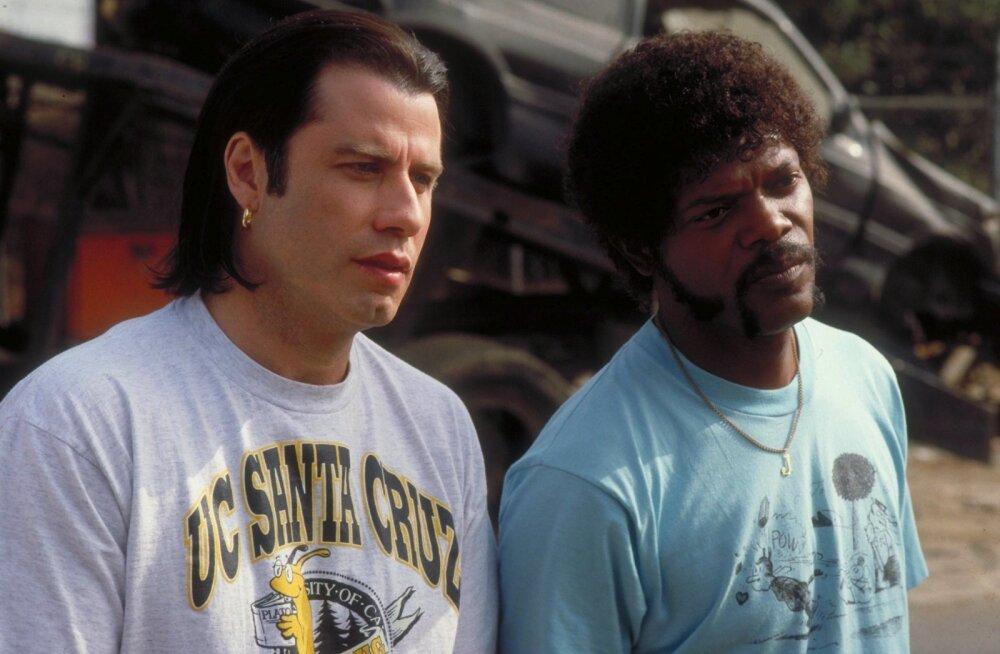 """John Travolta oleks peaaegu """"Pulp Fictioni"""" rollist saientoloogia pärast loobunud"""