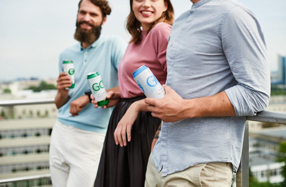 Eesti populaarseim alkoholivaba õlu on saamas rahvusvaheliseks kaubamärgiks