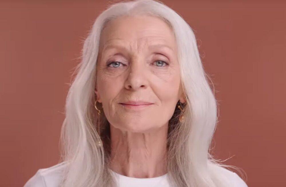 ВИДЕО | 64-летняя модель снялась в рекламном ролике L'Oréal