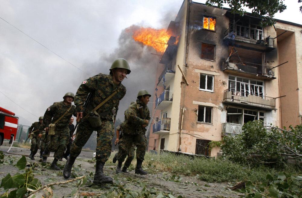 NYT: Vene eriteenistused tellisid Ukrainas kättemaksumõrva Gruusia abistamise eest