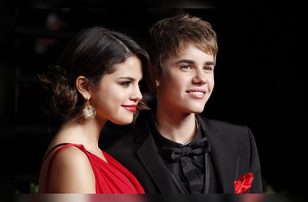 Mis toimub? Ka Selena Gomez ja Justin Bieber hakkavad lahku minema!