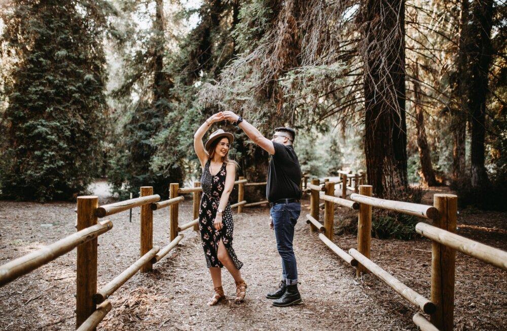 Need neli asja iseloomustavad paare, kelle suhe läheb aina paremaks