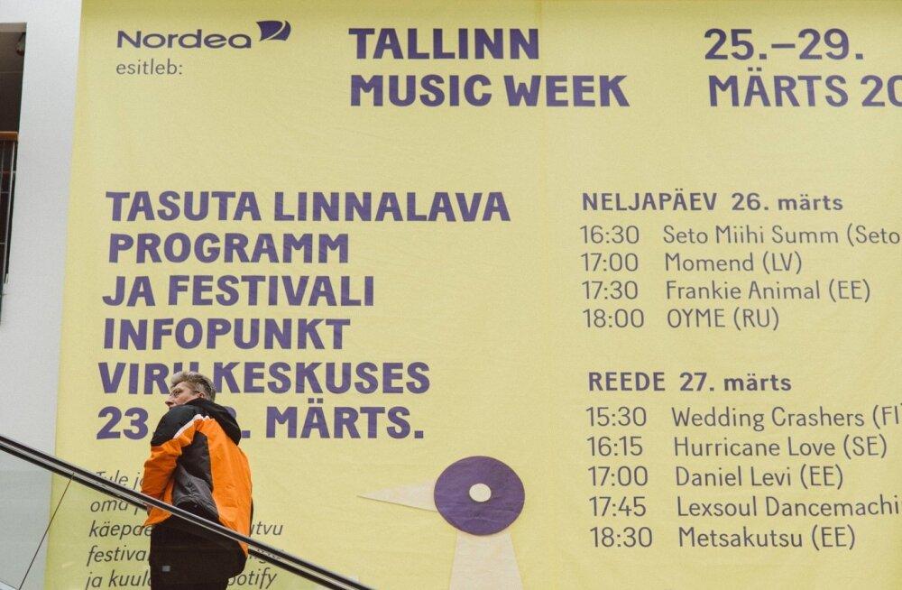 Tallinn Music Weeki avaüritus