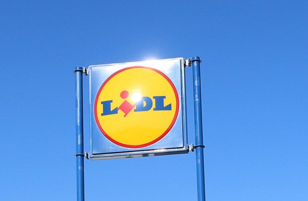 КАРТА | Грядет ожесточенная ценовая война! Lidl откроет магазины в Эстонии под носом у конкурентов