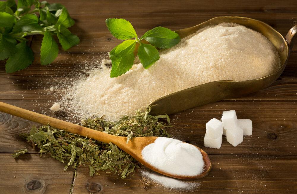Looduslikud suhkruasendajad: milline on tervislik alternatiiv?