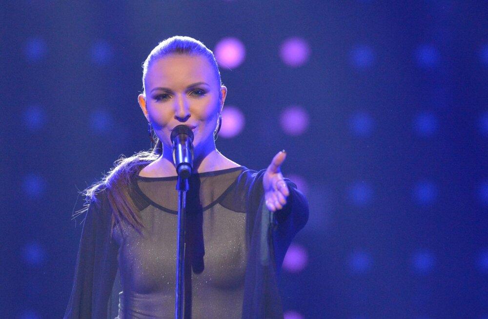 Eesti Laul 2016 finaal Saku Suurhallis