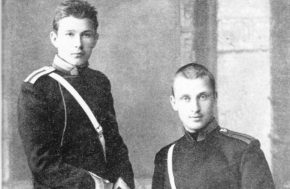 Gustaf Mannerheimi abielu Anastassia Arapovaga ja suhe krahvitar Jelizaveta Šuvalovaga