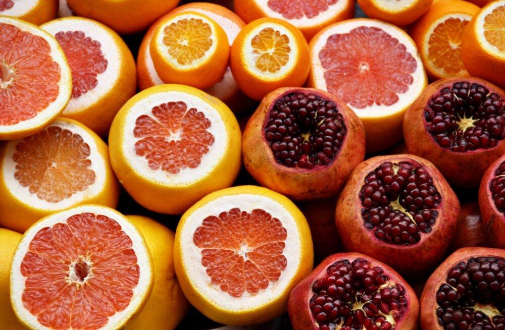 Toitumisnõustaja: just sel põhjusel peab iga inimene kindlasti C-vitamiini tarbima