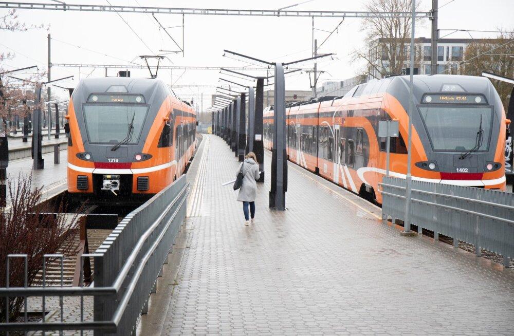 Eesti teeb tänavusel raudteeaastal 122,5 miljoni eest investeeringuid