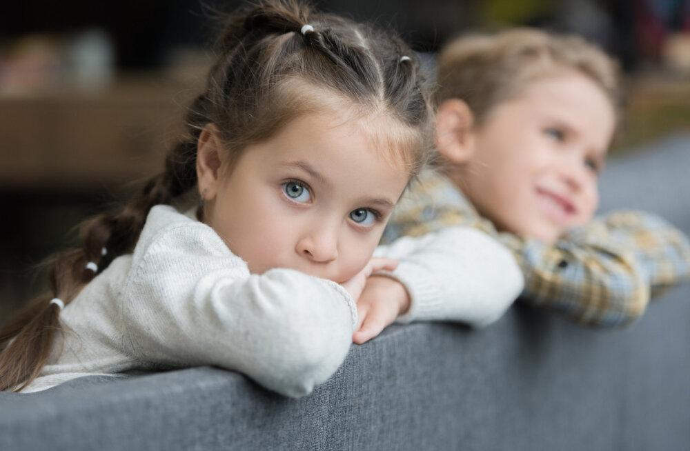Keerulised suhted õdede-vendade vahel