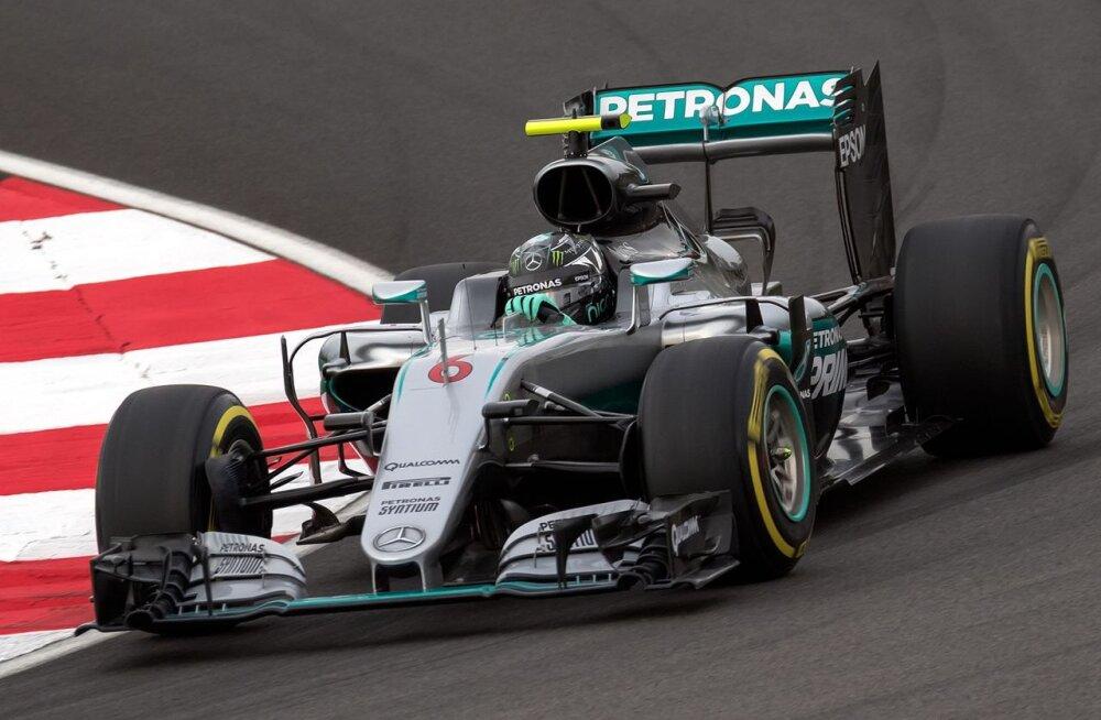 Alanud aasta kiireimad autod rajal on sellised: F1 esitles kõiki oma 2017. aasta masinaid