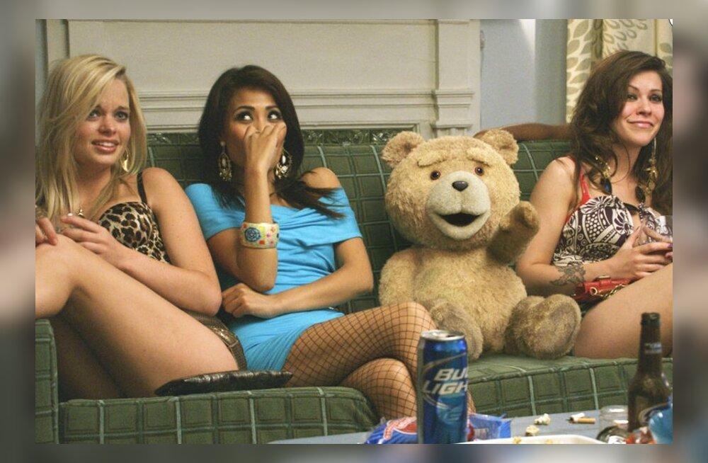 Ted: värdjas karu, kes ajab naised nutma!