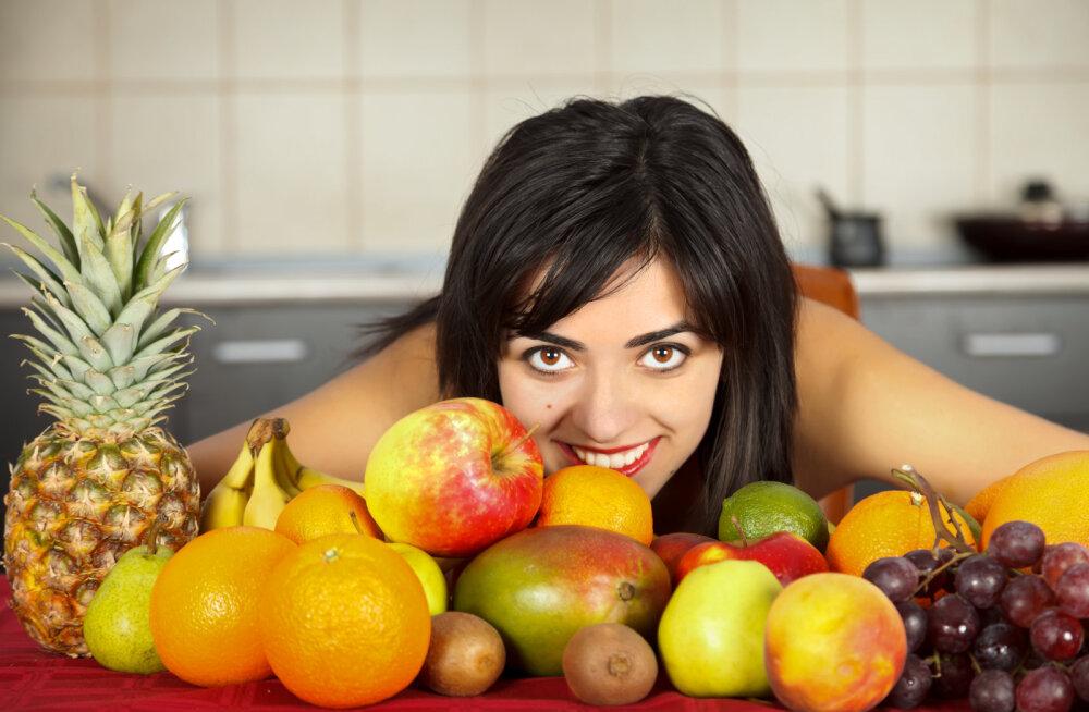 Võitja toidulaud II: sa oled see, mida sööd. Ja kui palju sa sööd.