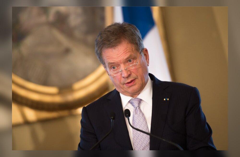 President Niinistö ülemjuhataja päevakäsk: Soome on parim maa ja kaitsmist väärt täna ja homme
