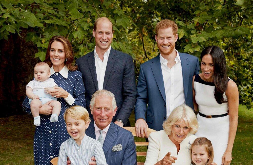 Kehakeeleekspert paljastab, mida ütleb Meghani poos prints Charlesi juubelifotol