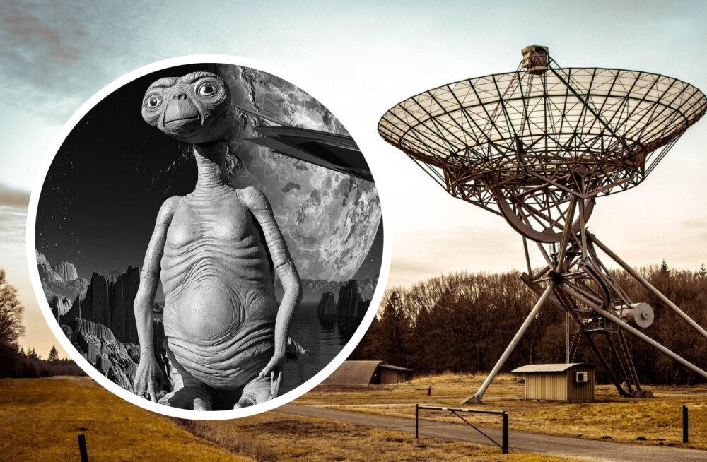 Lõplikult paika! Esmakordselt ajaloos võtavad astronoomid ette terve taevalaotuse, et maavälist elu tuvastada