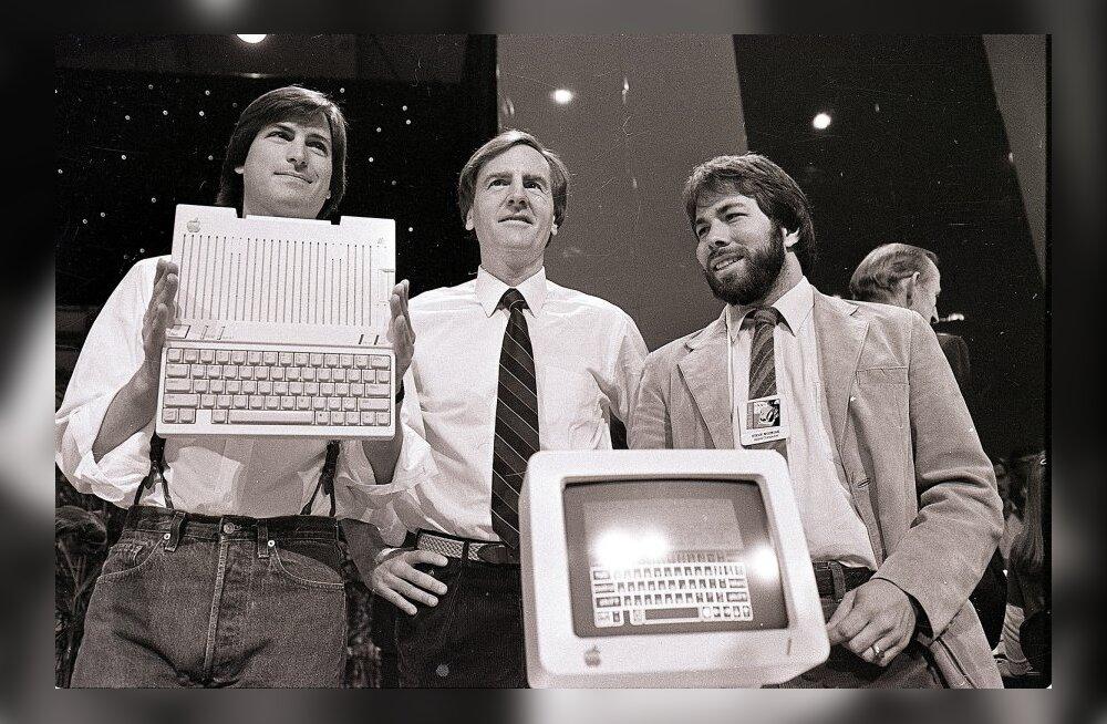 Forte kommentaar: üks tuntumaid lugusid firma Apple algusaja kohta osutus müüdiks