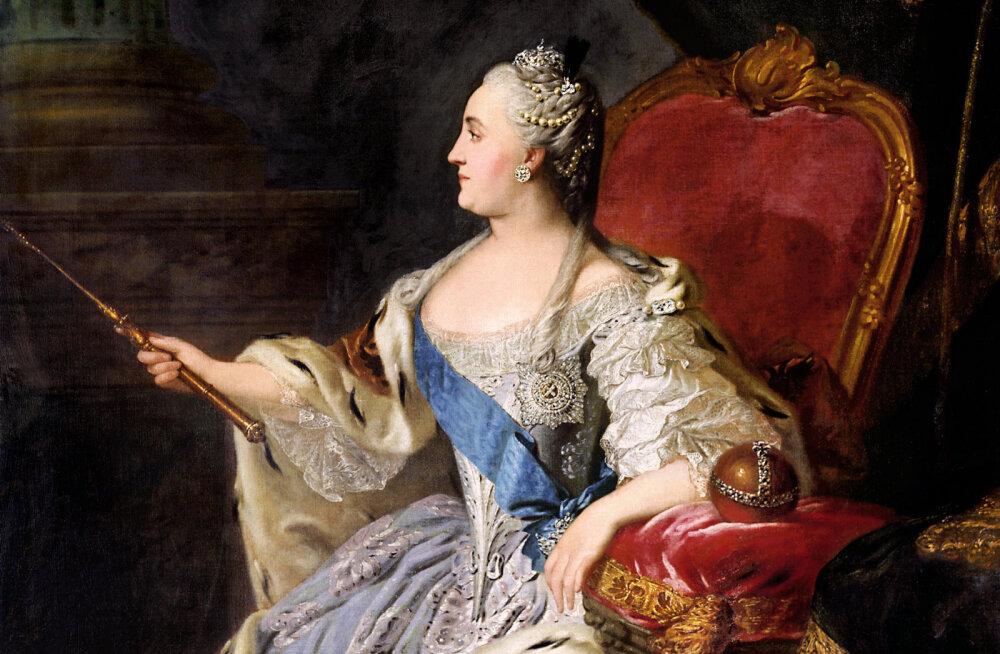 Katariina II elu: ta pani oma armukesele nimeks <em>soup à la glace</em> – Jääsupp