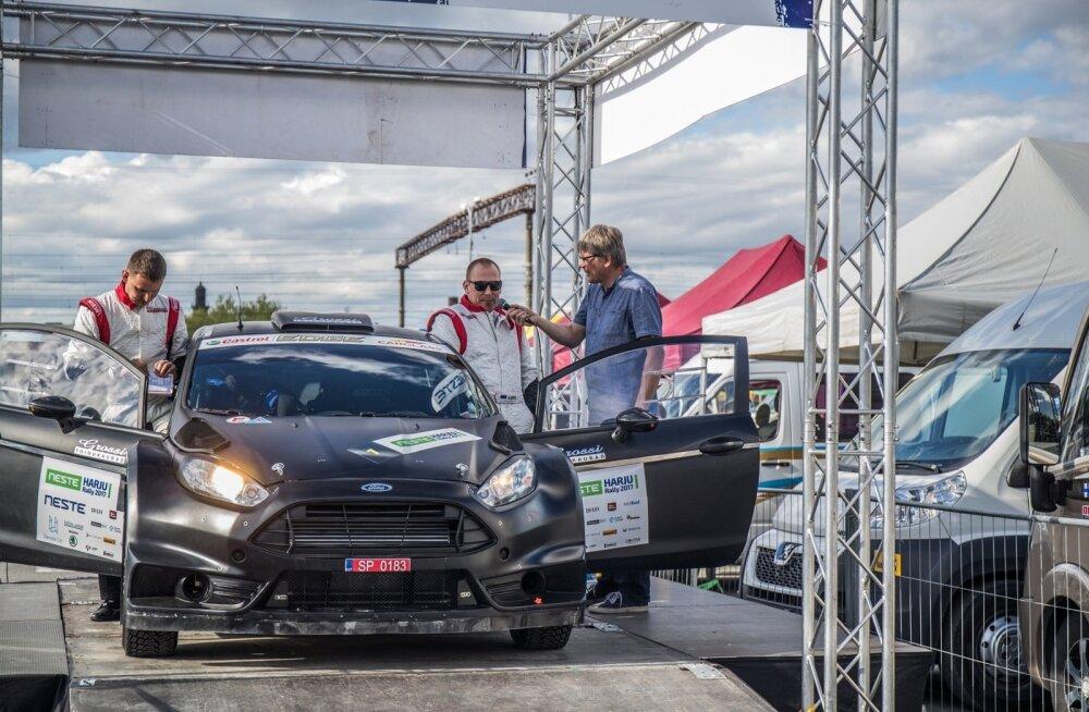 Harju Rally 2017 avamine
