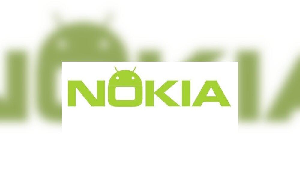 Nokia выпустит смартфон на базе Google Android