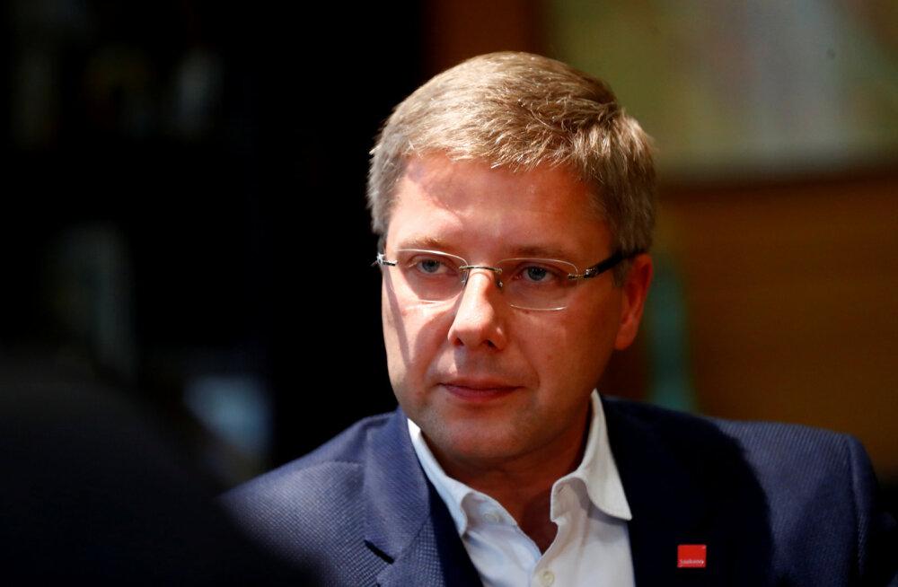 Riia pikaaegne linnapea Nils Ušakovs sai sule sappa